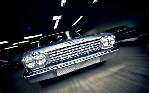 Chevy Impala Wallpaper Iphone by Cars 1962 Chevrolet Bel Air Chevrolet Impala 1680x1050