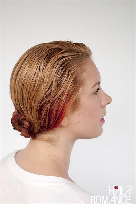 ピンク 183 オレンジジュース get ready fast with 7 easy hairstyle