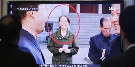 kim jong un s sister marries top official s son report