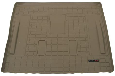weathertech floor mats escalade weathertech floor mats for cadillac escalade 2007 wt41306