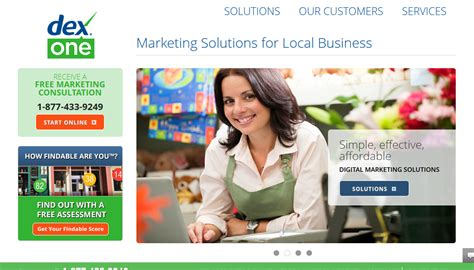 Local Marketing Services - dexone local marketing services info and reviews