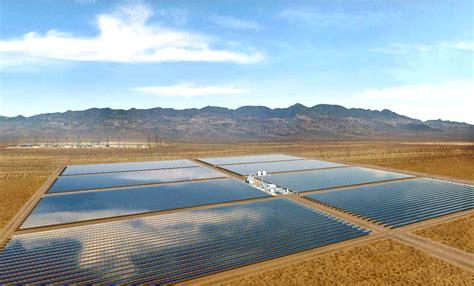 Новый рассвет солнечной энергетики солнечные электростанции