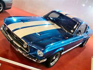 1968 Ford Mustang Shelby Gt500  King Of The Road
