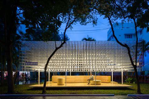 vietnamese food pavilion mia design studio archdaily