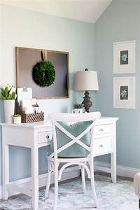 12, Beautiful, Home, Office, Ideas, For, Small, Spaces