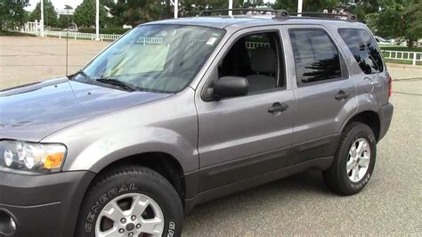 2007 Ford Escape by 2007 Ford Escape Xlt
