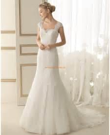 robe mariã e manche dentelle robe de mariée dentelle avec manches courtes