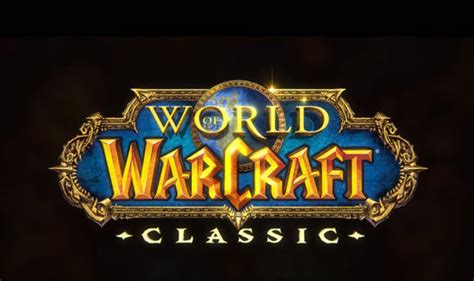 wow classic  warcraft release date  blizzard servers