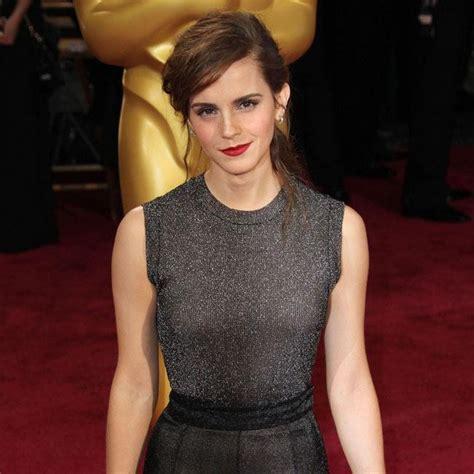 Emma Watson Dazzles Academy Awards