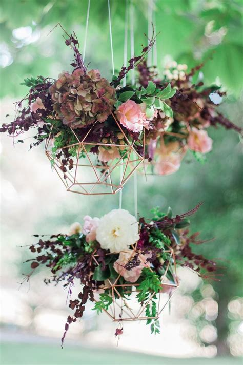 Decoration By Flowers - best 25 copper wedding decor ideas on