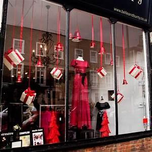 100, Christmas, Window, Display, Ideas