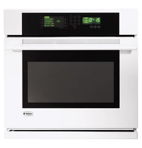 ge monogram  built  single wall oven  trivection technology zetwhww ge appliances