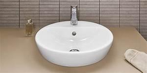 Waschbecken Aufsatz Für Badewanne : frieling waschbecken ~ Markanthonyermac.com Haus und Dekorationen