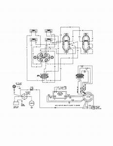 Wiring Diagram Craftsman Model 917 255691