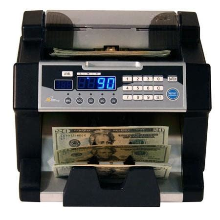 Many of the credit card offers that appear on this site are from. Royal Sovereign RBC-3100 Electric Bill Counter RBC-3100 - Adorama