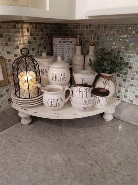 Creating kitchen space where there wasn't any before can really take your coffee bar to the next level. Coffee Bar Ideas for the Kitchen Counter   Decorating Ideas And Accessories For The Home ...