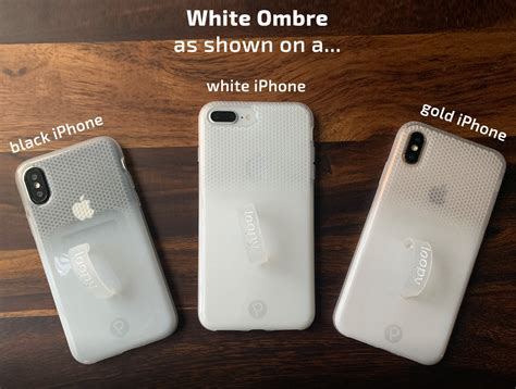 clear series iphone color combo examples loopycases