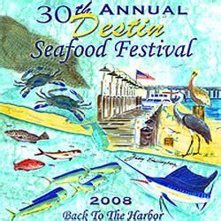 destin seafood festival celebrates