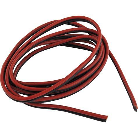 kabel schwarz rot led kabel rot schwarz 2 polig liyz 2x1