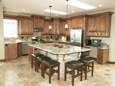 kitchen islands with seating for 6 kitchen islands with seating large kitchen island 9472
