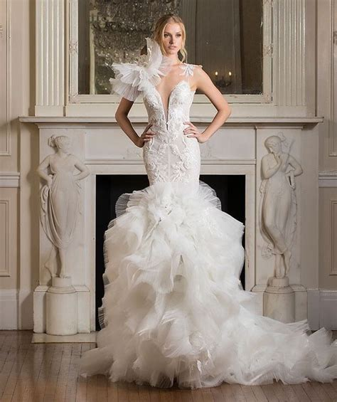 Celebrate Love With The Pnina Tornai 2017 'dimensions. Lace Wedding Dresses Guildford. Wedding Dresses Mermaid Style Lace. Champagne Wedding Dress Size 18. White Chiffon Wedding Dress Uk. Sheath Wedding Dress Silhouette. Wedding Dresses 50 Off. Black Wedding Dress Trend. Backless Cymbeline Wedding Dress Gaya