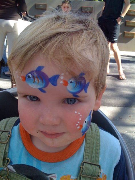 cute face painting designs   kids  summer