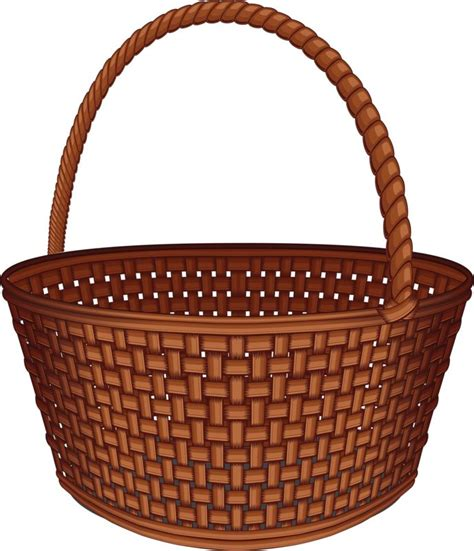 Basket Clipart 1000 Images About Easter On Coloring