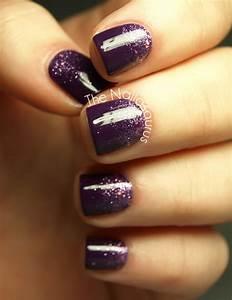 the nailasaurus uk nail snippet purple