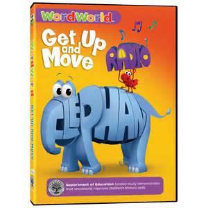 WordWorld DVD