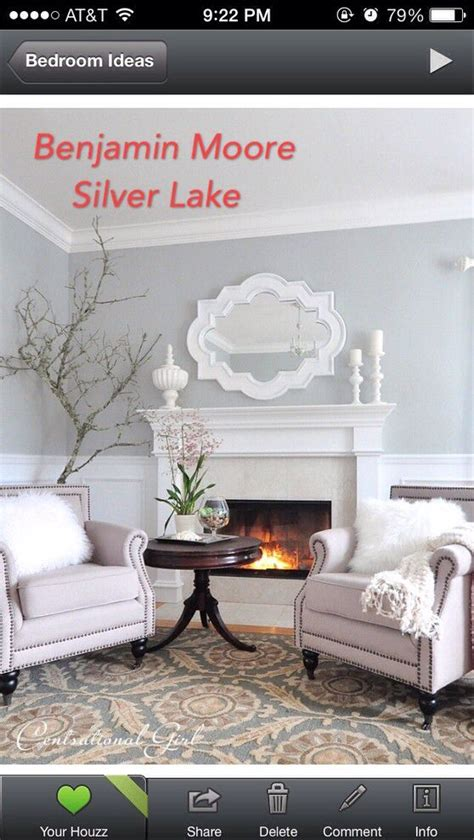 silver lake paint color benjamin paint colors lakes and colors for kitchens on