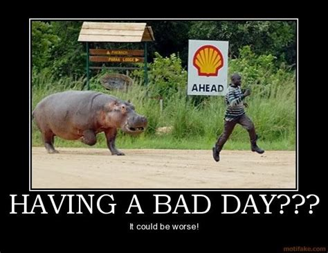 had a bad day funny quotes