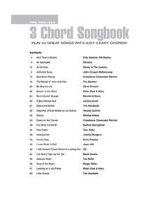 Easy Ukulele Songs with Chords