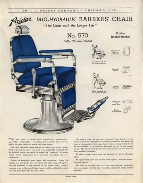 Paidar Barber Chair Hydraulics by Included Are Duo Hydraulic Barbers Chairs Barber Poles