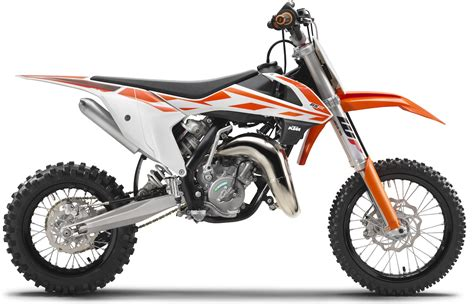 Motocross Magazine Look 2017 Ktm Minicycles