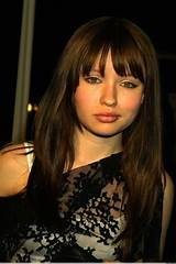 Emily browning is an asian