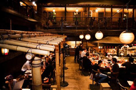 Gonpachi in Roppongi, Tokyo (The Kill Bill Restaurant