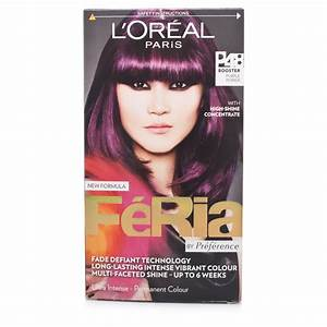 Loreal Hair Color Purple Hair Colors Idea In 2018