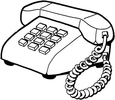 telephone clipart black and white black and white telephone clipart clipart best clipart