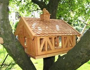 Vogelfutterhaus Selber Bauen Mit Kindern : such a nice diy project a cute replica of a house for ~ Articles-book.com Haus und Dekorationen