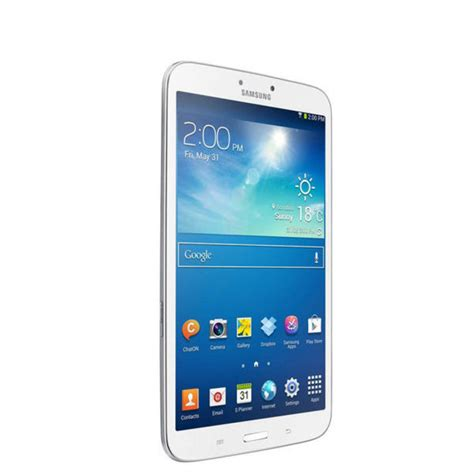 samsung galaxy tab 3 wifi 8 inch tablet 16 gb white