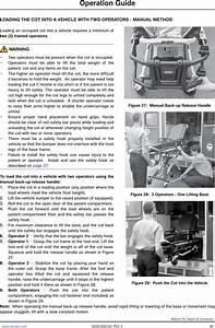 Stryker Medical 6506 Power
