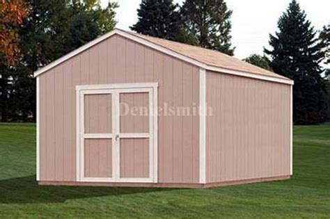12 X 12 Storage Shed Plans Free by 12 X 20 Gable Storage Shed Plans Buy It Now Get It