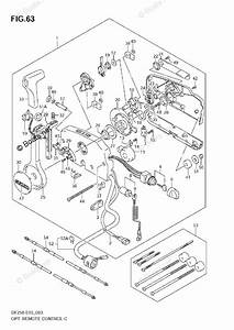 Suzuki Outboard Parts By Model Df 250 Oem Parts Diagram