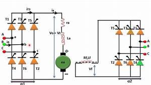 Three Phase Full-converter Drives  Dc Drives   U0939 U093f U0928 U094d U0926 U0940