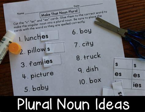 noun unit common proper singular plural possessive