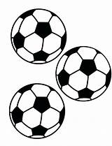 Soccer Ball Balls Coloring Pages Printable Sports Football Drawing Template Plate Clipart Clip Getdrawings Stickers Nike Clipartmag Insert Boys Getcolorings sketch template