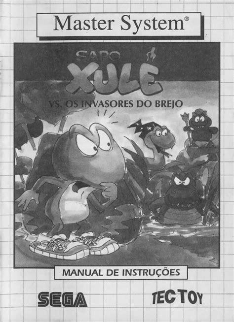 Sapo Xule vs. Os Invasores do Brejo (Brazil) ROM