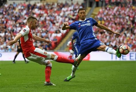 Arsenal v Chelsea The Emirates FA Cup Final (#13596380 ...