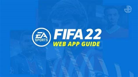 Sep 23, 2021 · here both the fut 22 web app and fifa 22 web app are the same. When is the FIFA 22 Web App coming out? FUT Companion App ...