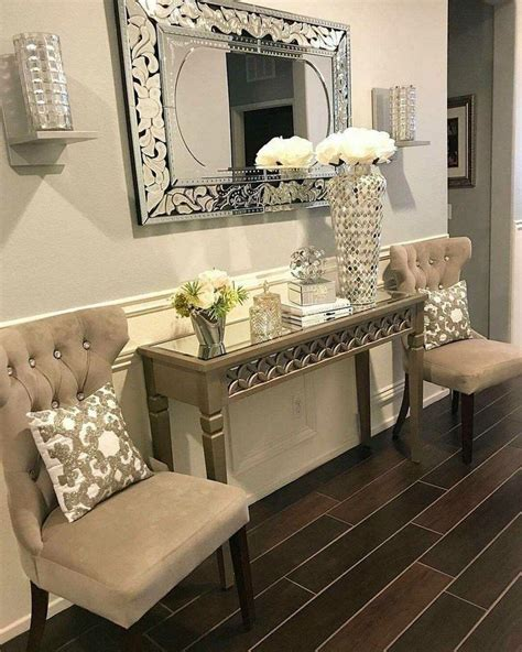 See our favorite dining room decorating ideas and tips. 58 comfortable and cozy living rooms ideas you must check 49 in 2020 | Table decor living room ...